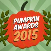 """Pumpkin awards 2015 para """"Melhor Museu para Crianças"""""""