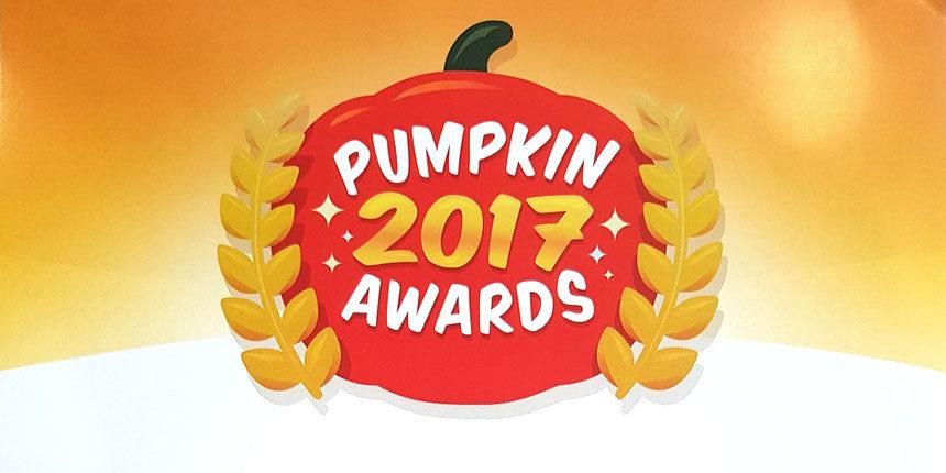 """Pumpkin awards 2017 para """"Melhor Museu para famílias"""""""