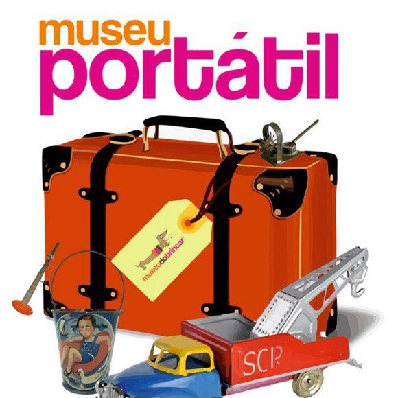Museu portátil + atelier cria o teu museu!