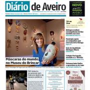 Nova exposição do Museu do Brincar no Diário de Aveiro